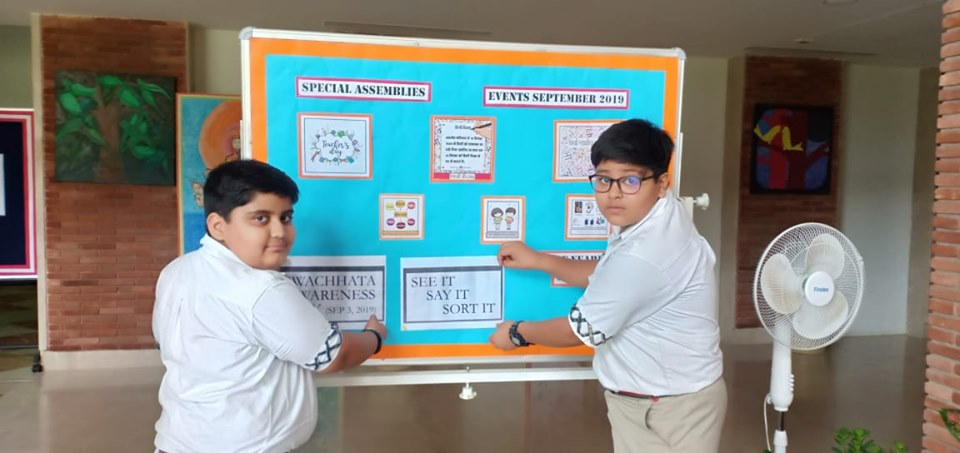 Swachhta Awareness Day