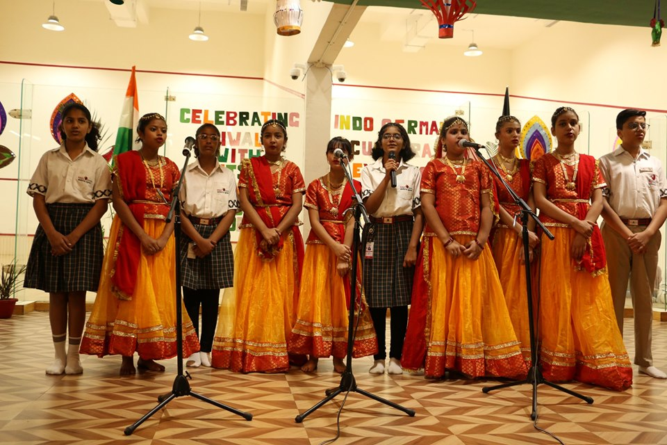 Indo-German Cultural immersion Programme